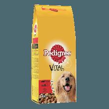 PEDIGREE® Πλήρης Ξηρή Τροφή Μοσχάρι & Λαχανικά 3kg