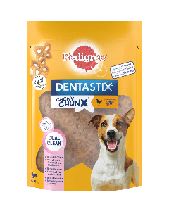 PEDIGREE® Chewy Chunx™ Mini Kip