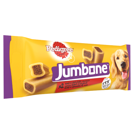 PEDIGREE® Jumbone™ Medium Rund & Gevogelte