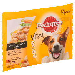 PEDIGREE®Vital Protection in Saus  4x100