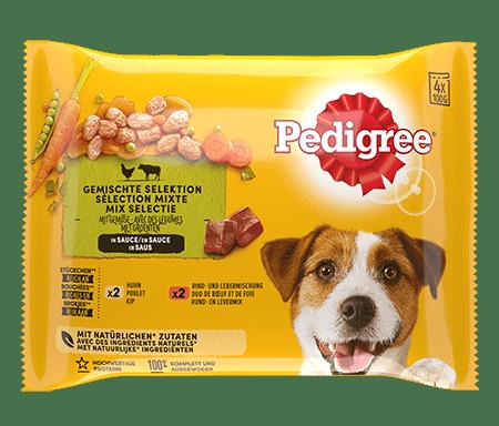 PEDIGREE® Kip & Rund in Saus