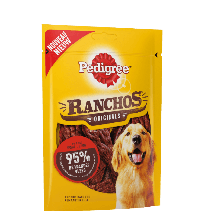 PEDIGREE® Ranchos™ Rund