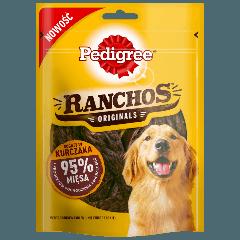 PEDIGREE® RANCHOS Originals Bogaty w kurczaka 70 g