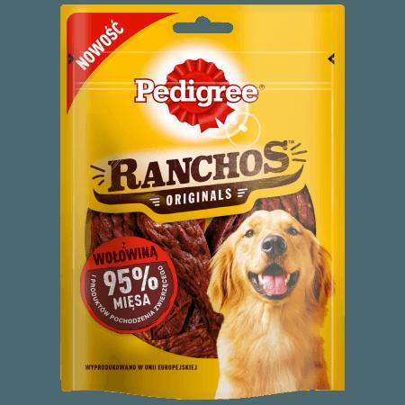 PEDIGREE® RANCHOS Originals z Wołowiną 70 g