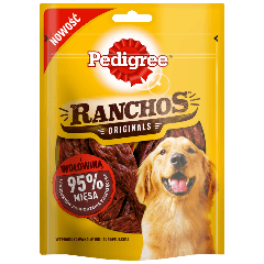 PEDIGREE® RANCHOS Originals z Wołowiną 70 g