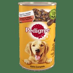 PEDIGREE® Adult puszka 1200g - mokra karma dla psów z wołowiną w galaretce