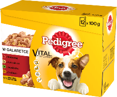 PEDIGREE® Vital Protection w Galaretce 12x100g