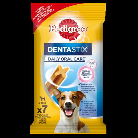 PEDIGREE® DentaStix<sup>TM</sup> Codzienna Pielęgnacja Jamy Ustnej, małe rasy