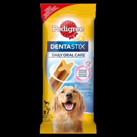 PEDIGREE® DentaStix Codzienna Pielęgnacja Jamy Ustnej, duże rasy