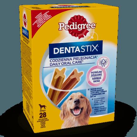 PEDIGREE® DentaStix Codzienna Pielęgnacja, duże rasy