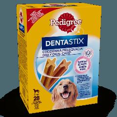 PEDIGREE® DentaStix<sup>TM</sup> Codzienna Pielęgnacja, duże rasy