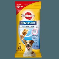 PEDIGREE® DentaStix Codzienna Pielęgnacja Jamy Ustnej, małe rasy 3x