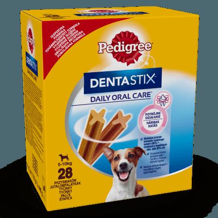 PEDIGREE® DentaStix Codzienna Pielęgnacja, małe rasy