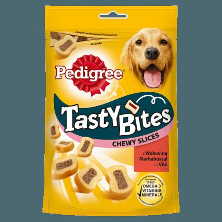 PEDIGREE® Tasty Bites Chewy Slices dla dorosłych psów