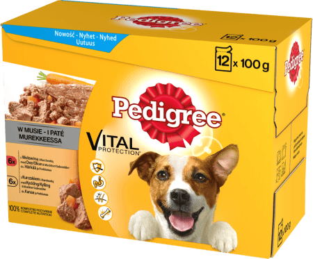 PEDIGREE® Vital Protection w Musie 12x100g