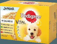 PEDIGREE® Vital Protection Junior w Galaretce dla szczeniąt