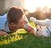 Zabawy ze szczeniakiem - pomysły na wspólne zabawy