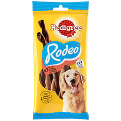 PEDIGREE® Rodeo™  med Oxe