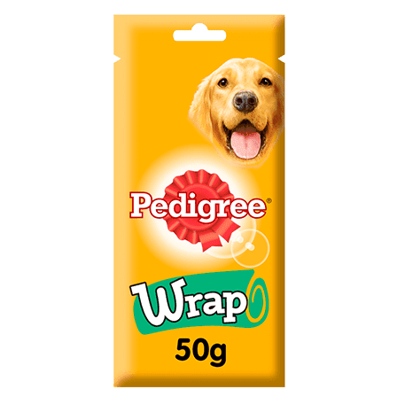 PEDIGREE® Wrap Chicken 50g