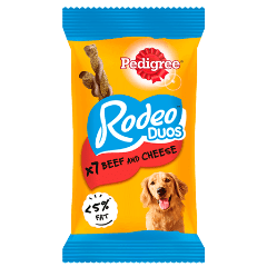 PEDIGREE® Rodeo Duos with Beef & Cheese 7 Chews