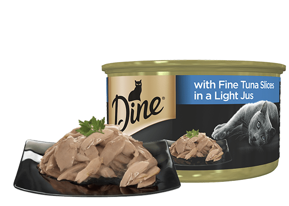 with Fine Tuna Slices in a Light Jus 0000093532907