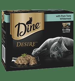 with Pure Tuna Whitemeat