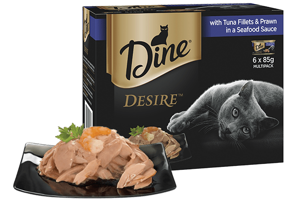 with Tuna Fillet and Prawn in a Seafood Sauce 9334214017273