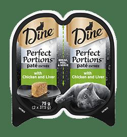 Paté Entrée with Chicken and Liver