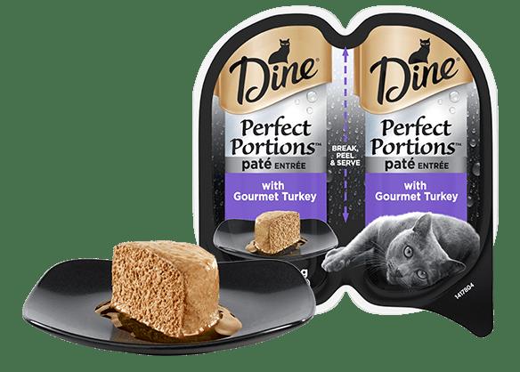 Paté Entrée with Gourmet Turkey