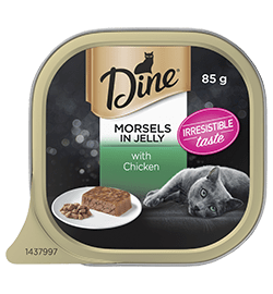 Favourites Morsels in Jelly with Chicken In Jelly