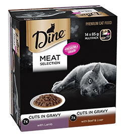 Favourites Cuts in Gravy Meat Selection