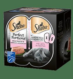 Sheba Perfect Portion au Saumon
