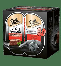 Sheba Perfect Portion au Boeuf
