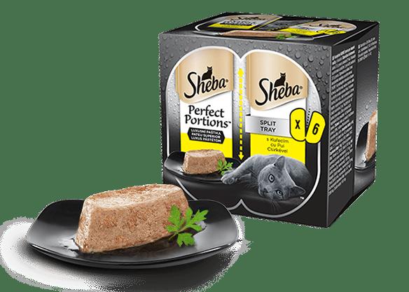 Sheba® Perfect Portions s Kuřecím