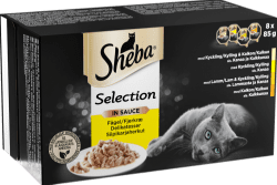 Sheba Select Slices Siipikarjalajitelma
