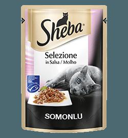 SHEBA® Somonlu Gravy Soslu