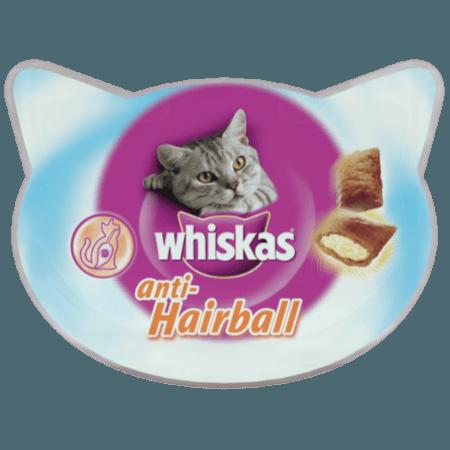 WHISKAS® Antihairball 60g