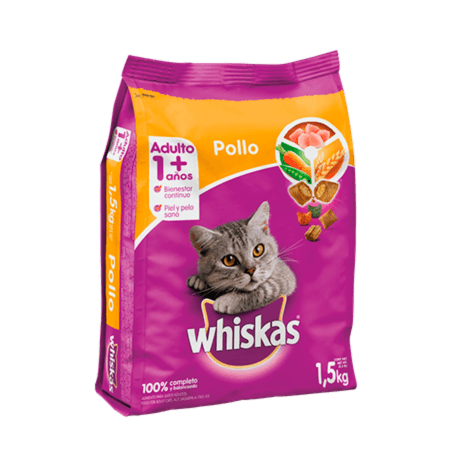 WHISKAS®  Pollo
