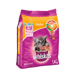 WHISKAS® Gatitos Pollo