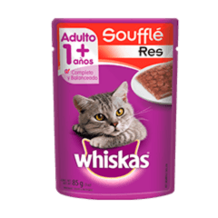 WHISKAS® Soufflé Res