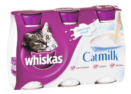 Whiskas® Melk