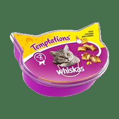 Whiskas® TRIO CRUNCHY Fjærkre